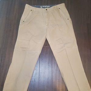 Wrangler Outdoor Series Khakis Pants sz 36x30